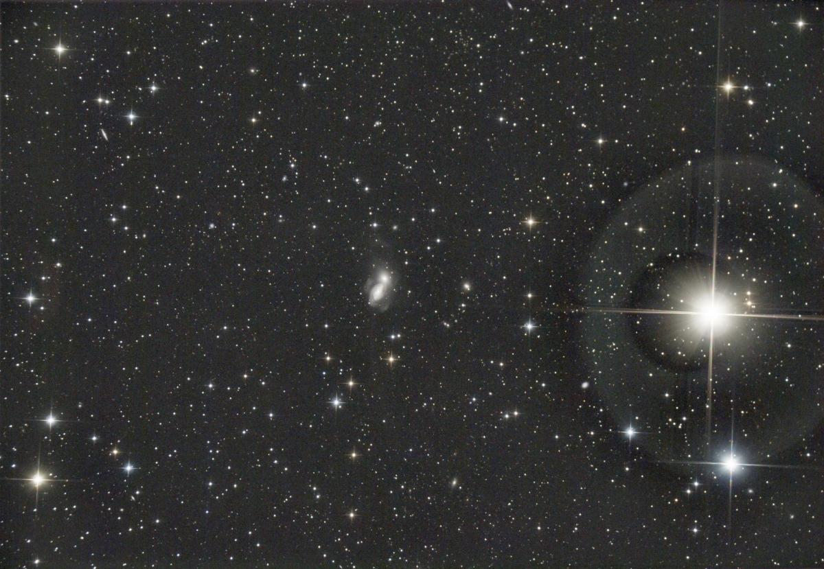 NGC3226 3227 Nischang